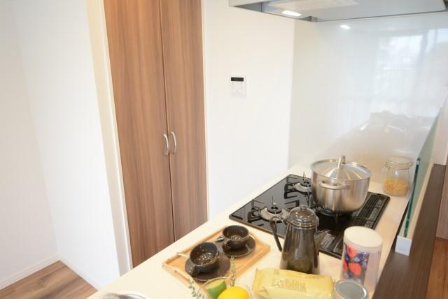 豊栄新都心マンション 洗濯機スペース