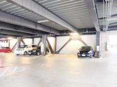 ザ・晴海レジデンス 駐車場