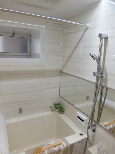 池ノ上グロリアハイツ 浴室