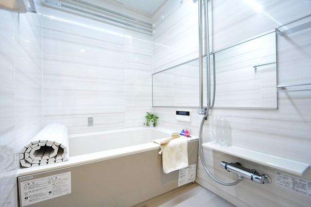 シャトー東洋南青山 バスルーム