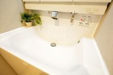 赤坂パレスマンション 洗面台