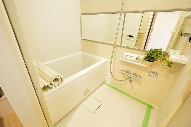 赤坂パレスマンション バスルーム