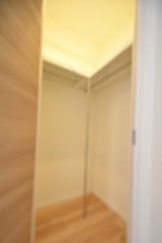 シティウインズ品川ガーデンコート 洋室1 クローゼット