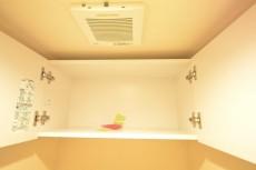 代官山エーデルハイム トイレの吊戸棚