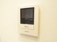田町グリーンハイツ TVモニター付きインターホン