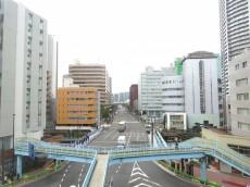 田町グリーンハイツ 眺望