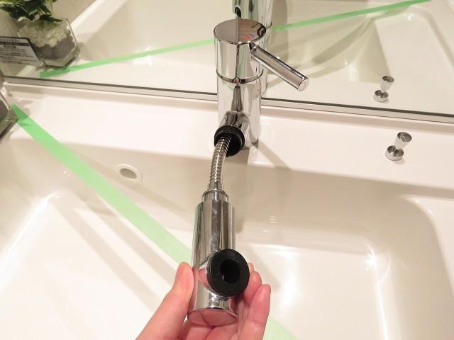 学芸コーポ 洗面化粧台