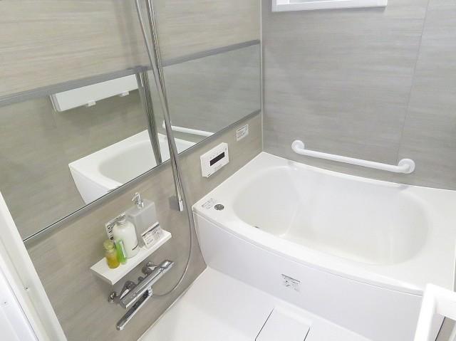 祐天寺第2コーポラス バスルーム