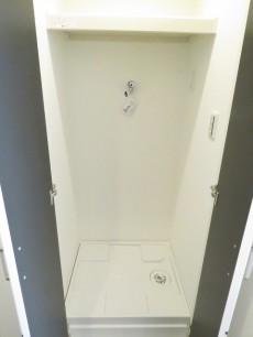 祐天寺第2コーポラス 洗濯機置場
