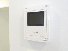 越前堀永谷マンション TVモニター付きインターホン