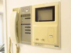 レックス神宮外苑 TVモニター付きインターホン