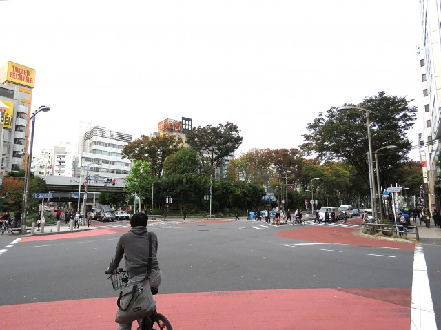 渋谷美竹ハイム 明治通り