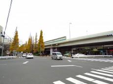 レックス神宮外苑 千駄ヶ谷駅前