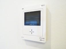 千駄ヶ谷第一スカイハイツ TVモニター付きインターホン