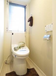 小石川ハウス トイレ