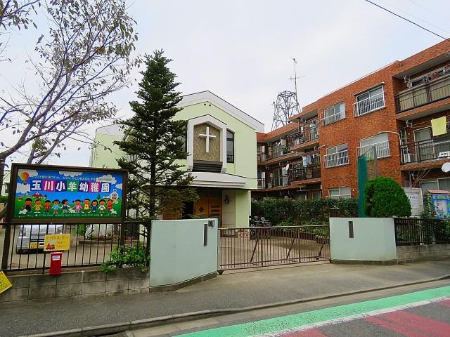 ニューウェルハイツ第1自由ヶ丘 幼稚園