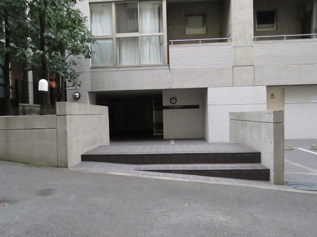 スタジオDEn渋谷 エントランス