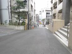 スタジオDEn渋谷 前面道路