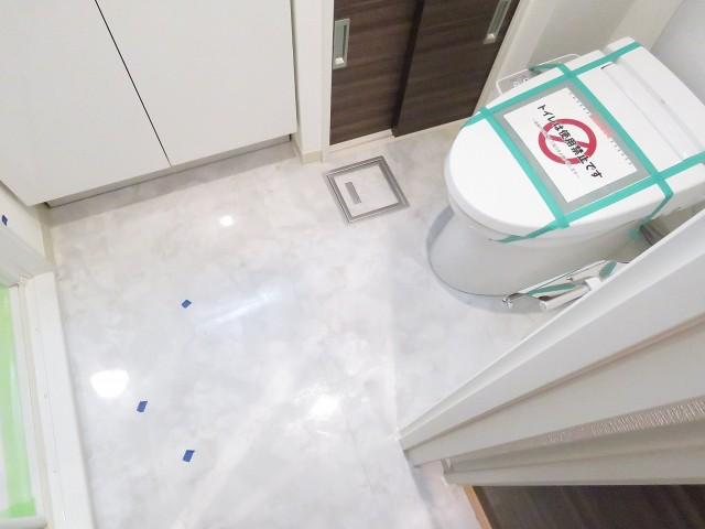 朝日ラ・パリオ四谷 洗面室