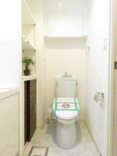 朝日ラ・パリオ四谷 トイレ