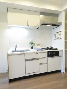 朝日ラ・パリオ四谷 キッチン
