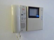スタジオDEn渋谷 TVモニター付きインターホン