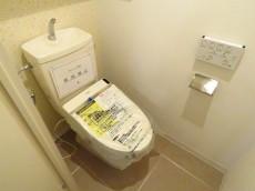 スタジオDEn渋谷 トイレ