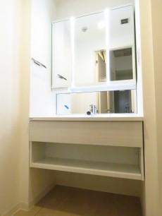 スタジオDEn渋谷 洗面化粧台