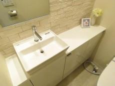 藤和三軒茶屋ホームズ トイレ手洗い場