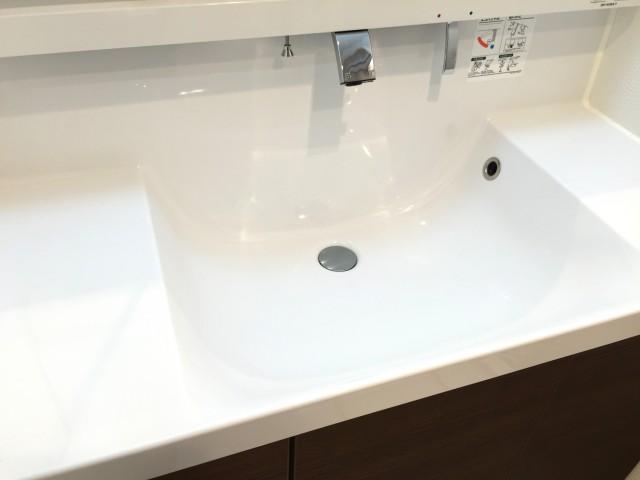 秀和新川レジデンス 洗面台