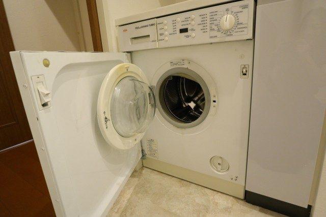 アルス代々木参宮橋コートアデリオン 洗濯機