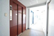勝どきハイム エレベーター