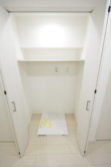 成城コーポ 洗濯機スペース