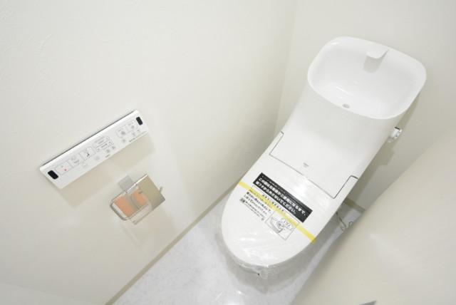 成城コーポ トイレ