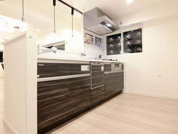 中央マンション キッチン