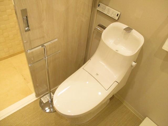5アルス音羽トイレ