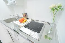 インペリアル赤坂フォラム キッチン