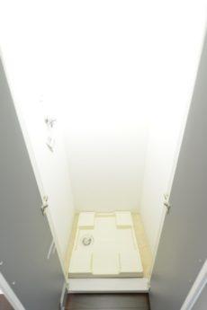 秀和目黒駅前レジデンス 洗濯機スペース