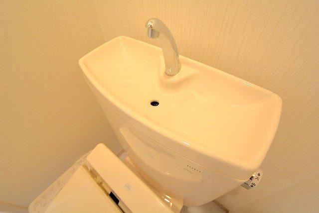 ライオンズマンション飯田橋 トイレ