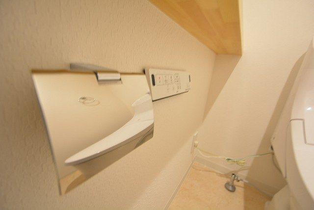 駒沢コーポラス トイレ
