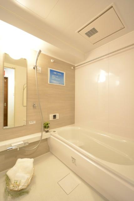 ミサワホームズ東大井 浴室