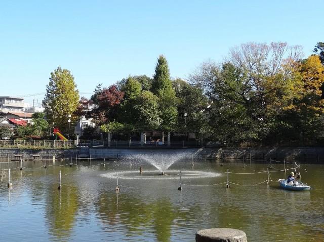 ユニーブル柿の木坂 碑文谷公園