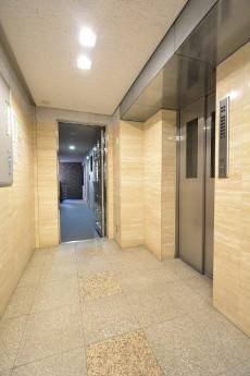 クレッセント目黒Ⅱ エレベーターホール