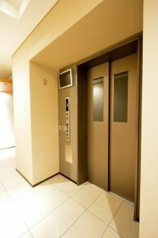 オープンレジデンシア南青山 エレベーター