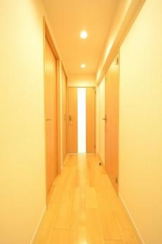 クレッセント目黒Ⅱ 廊下