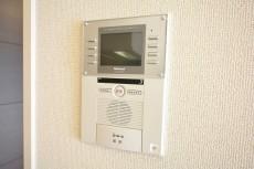 リシェ五反田スカイビュー TVモニター付きインターホン