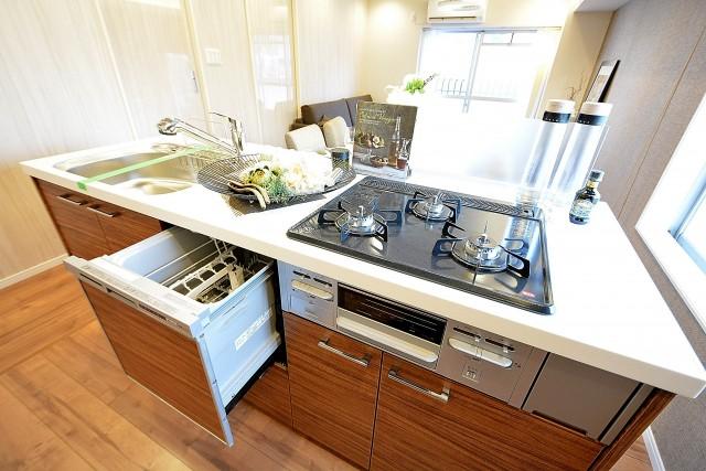 秀和第2北青山レジデンス キッチン設備