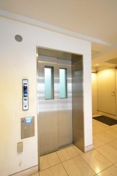 デュオ・スカーラ赤坂Ⅱ エレベーター