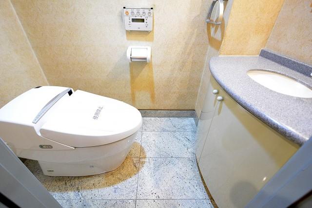 レジェンド南青山ガーデン トイレ