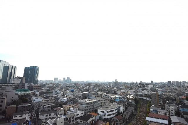 リシェ五反田スカイビュー 眺望